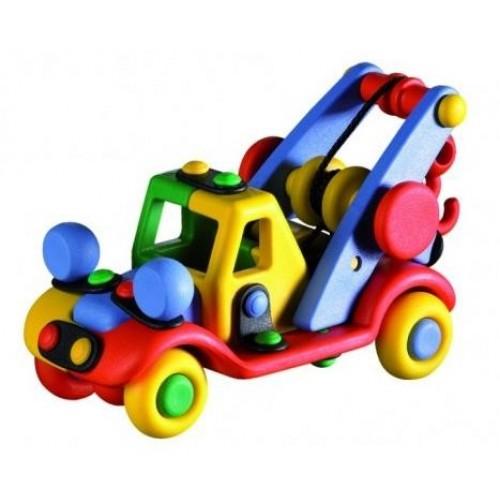 Camion mic cu macara - Mic o Mic