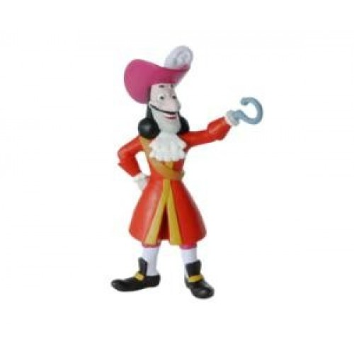 Capitanul Hook - cu carlig - Bullyland