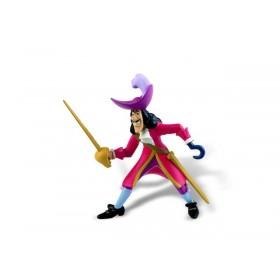 Capitanul Hook - cu sabie - Bullyland
