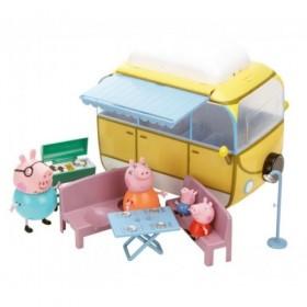 Caravana lui Peppa Pig