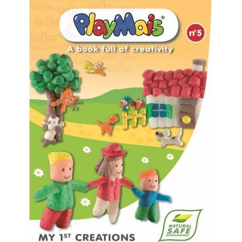Carte Playmais - Primele creatii