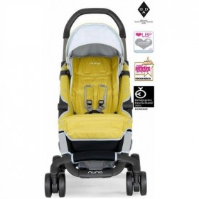 Carucior ultracompact PEEP Yellow