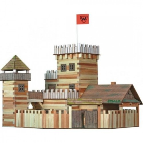 Castel - joc de constructie
