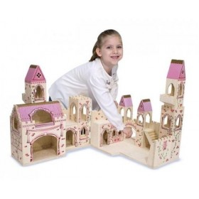 Castelul Printesei (pliabil) - Melissa and Doug