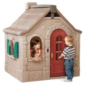 Casuta din poveste - Naturally Playful StoryBook Cottage STEP2
