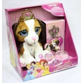 Catelus interactiv Princess Puppy