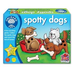 Catelusii patati - Spotty Dogs - Orchard Toys