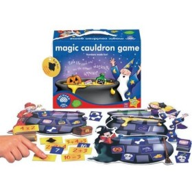 Joc Cazanul magic - Magic Cauldron - Orchard Toys