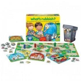 Joc Ce e de aruncat - What's rubbish