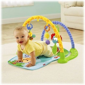 Centru activitati Link'n Play Musical Gym Fisher Price