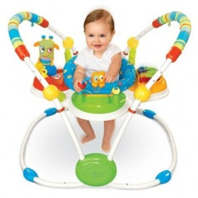Centru de activitati Cute Critters Activity Jumper