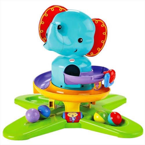 Centru de activitati Safari Elefant Fisher Price