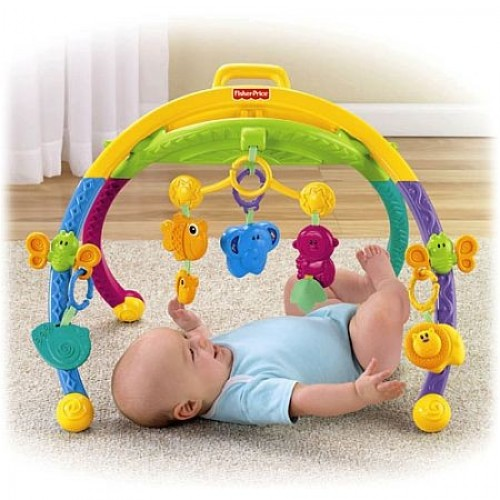 Centru de joaca Folding Activity Gym - Fisher Price