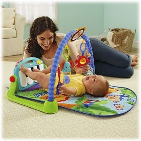 Centru de joaca Kick and Play Piano - Fisher Price