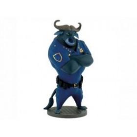 Chief Bogo - figurina Zootropolis - Bullyland