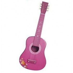 Chitara lemn (roz) - 65 cm - Reig Musicales