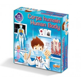 Corpul uman - 12 experimente - Buki