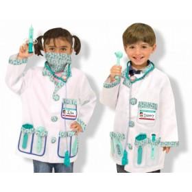 Costum carnaval copii - Medic