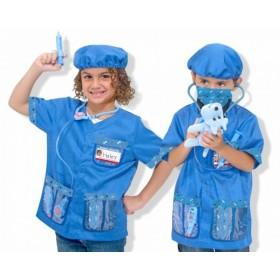 Costum carnaval copii - Medic Veterinar
