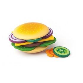 Creează-ți propriul hamburger - Woody