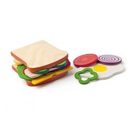 Creează-ți propriul sendviș - Woody