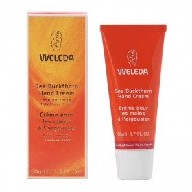 Crema de maini cu extract de catina - Weleda