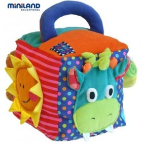 Cub cu activitati Dragy - Miniland