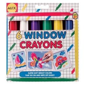 Culori pentru desen pe sticla