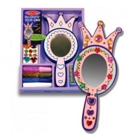 Decorati-va oglinda de printesa