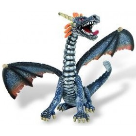 Dragon albastru - Bullyland