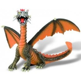 Dragon orange - Bullyland
