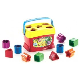 Galetusa cu forme Fisher Price
