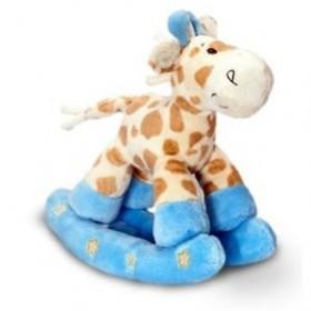 Girafa cu balansoar Keel Toys