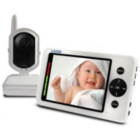 Camera video pentru supraveghere copii - Grand Elite Set - Luvion