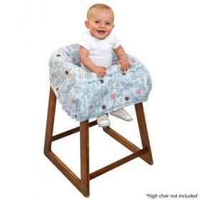 Husa Cozy Cart - pentru scaune de masa/cos cumparaturi
