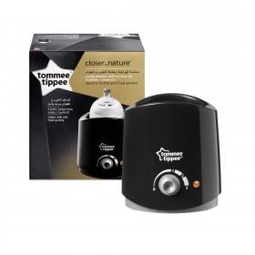 Incalzitor electric pentru biberoane - Negru - Tommee Tippee Closer to Nature