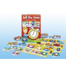 Joc - Cat e ceasul? - Tell the Time - Orchard Toys