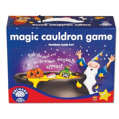 Joc Cazanul magic - Magic Cauldron - Orchard Toys