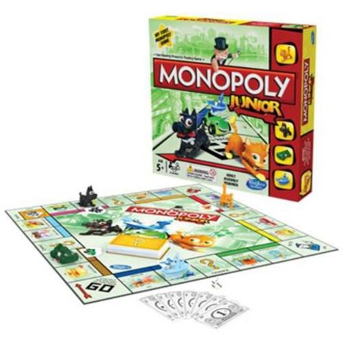 toy story monopoly junior instructions