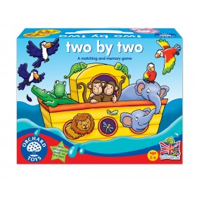 Joc educativ - Arca lui Noe - TWO BY TWO - Orchard Toys