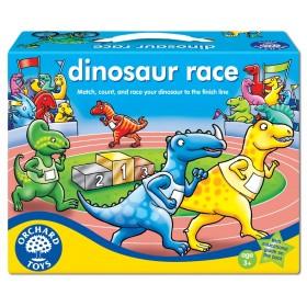Joc Intrecerea dinozaurilor - Dinosaur race - Orchard Toys