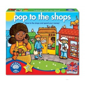 Joc La cumparaturi - Pop to the shops - Orchard Toys