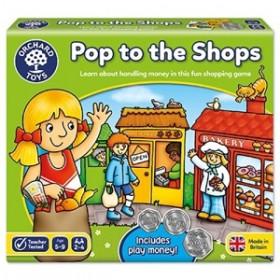 Joc La cumparaturi - Pop to the shops - Orchard Toys