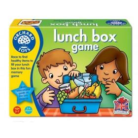 Joc Pachețelul cu mâncare - Lunch box - Orchard Toys