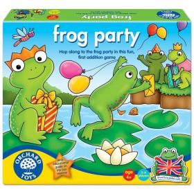 Joc Petrecerea broscuțelor - Frog party - Orchard Toys