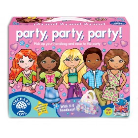 Joc Petrecerea - Party, party, party! - Orchard Toys