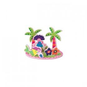 Jucarie de baie - Insula paradisului