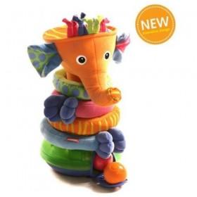Jucarie muzicala Elefantul invatator - Tiny Love