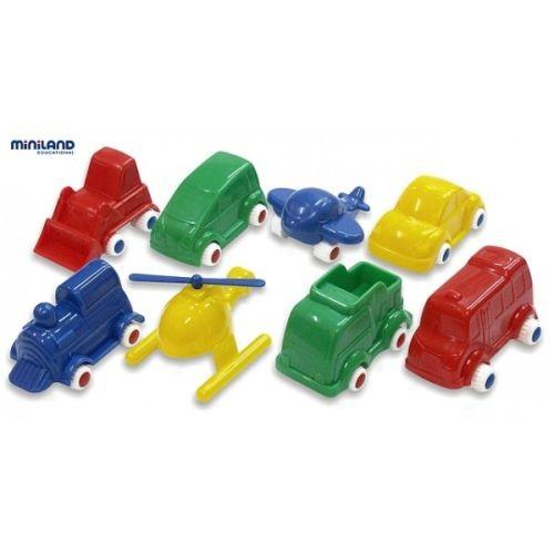 Jucarii Minimobil - 32 piese
