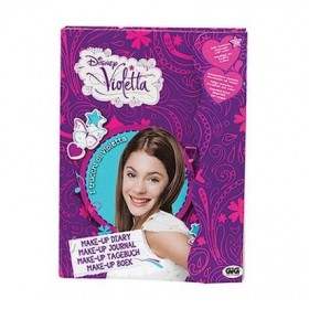Jurnal Make Up - Violetta